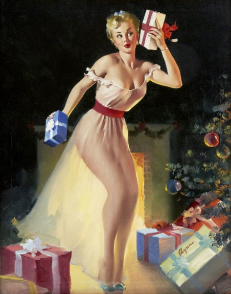 Gil Elvgren – The Classic American Pin Up Girl