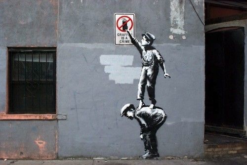 New Banksy Project Set to Exhibit on Streets of NY