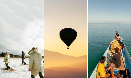 Take an Amazing 80-Day Trip Around the World by Air, Land, and Sea