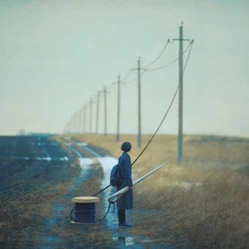 Interview: Dreamy Scenes Captured In-Camera by Oleg Oprisco