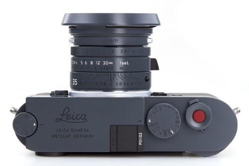 """Leica Unveils Special Edition """"Bold Grey"""" M10-P for Photography Lovers"""