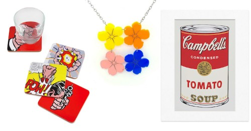 15 Quirky Presents Inspired by Pop Art