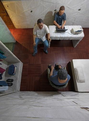 Sculptural Installation Reveals Ai Weiwei's Incarceration