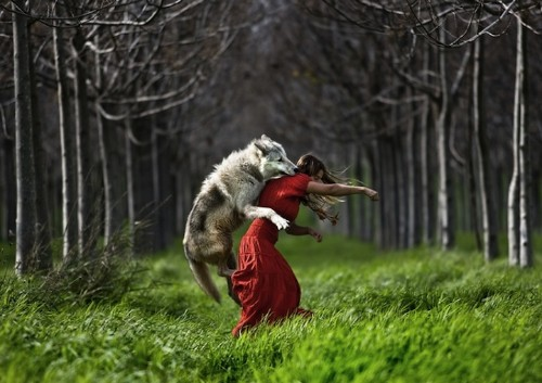 """The Incredible Story Behind """"Little Red Riding Hood's Demise"""""""