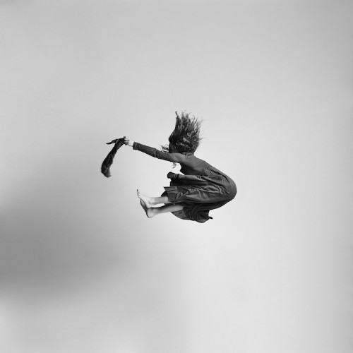 Energetic Photo Series Captures Expressive Movements Mid-Air
