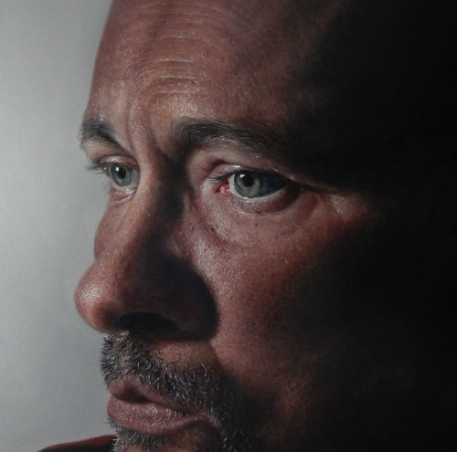 Married Painters Express Raw Emotions through Life-Size Hyperrealistic Paintings