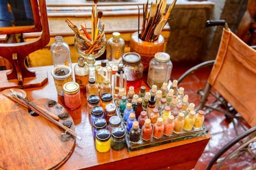 8 Famous Artists' Studios You Can Visit Today