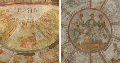 Rome's Largest Catacombs with Newly Uncovered Frescoes Will Open to the Public