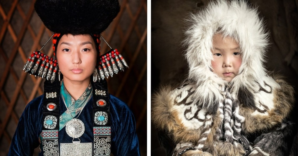 Interview: Rare Portraits Immortalize Siberia's Indigenous People in Danger of Extinction