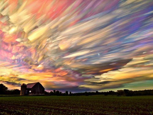 New in the Shop: Matt Molloy's Gorgeous Smeared Skies