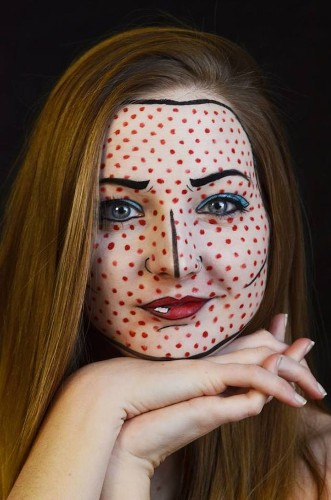Makeup Artist Transforms Herself into Incredible Characters