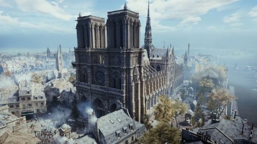 This Video Game May Help Restore Notre-Dame Cathedral to Its Original Self