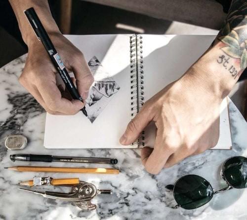 ¿Quieres empezar a dibujar? Conoce los materiales que necesitarás
