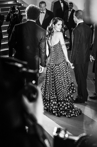 Glamorous Black-and-White Photos of the Cannes Film Festival by Vincent Desailly