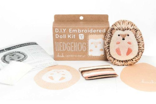 Stylish Supplies and Cute Kits Perfect for Starting Embroidery
