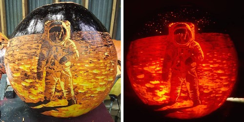 35 Creative Pumpkin Carvings to Spice Up the Season
