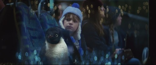 This TV Commercial Featuring a Penguin Just Won Christmas