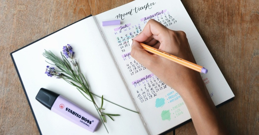 How to Create a Brilliant Bullet Journal to Creatively Track Your Life