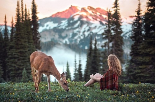 Finding Peace in Nature: MMM Exclusive Interview with Elizabeth Gadd
