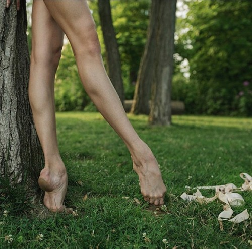 Stunning Photos Document Ballet Dancers Gracefully Exploring Their Cities