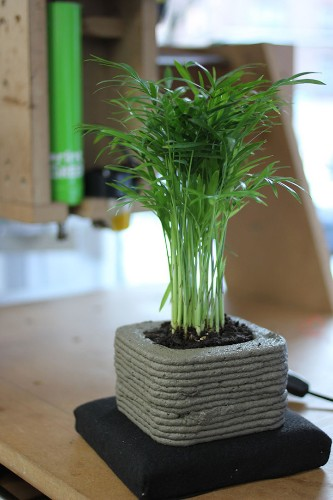 3D Grass Printer Lets You Produce Creative Gardens in Any Shape You Want