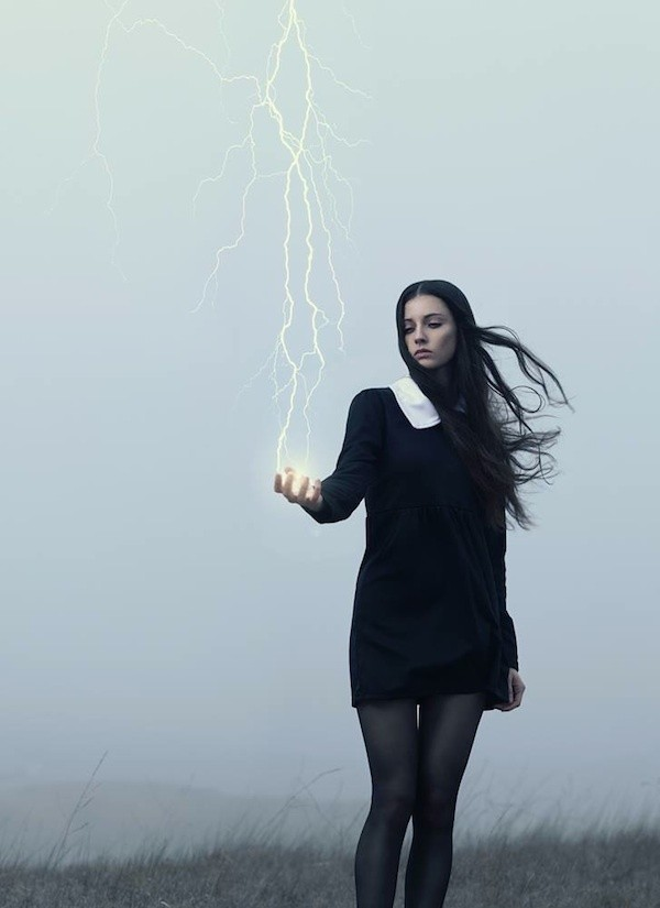 In the Wake of Thunder: Surreal New Series by Alex Stoddard