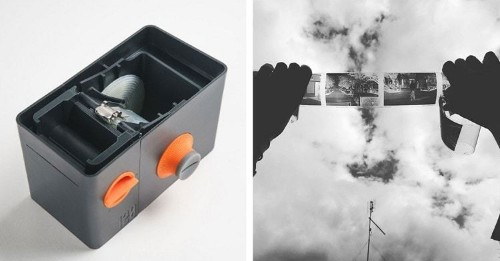 Portable 'LAB BOX' Lets You Develop Film at Home Without a Darkroom