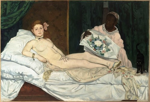 How Scandal Helped Shape Édouard Manet's 'Olympia' into a Modern Masterpiece