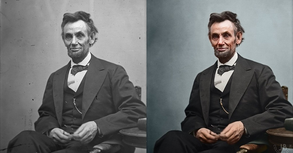 Photo Restorer Colorizes Every Portrait of a President Who Was Photographed in Black and White [Interview]