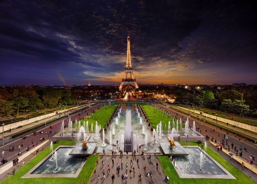 """Interview: Stephen Wilkes Spends 10 Years Capturing the World from """"Day to Night"""""""