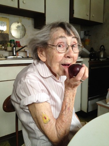 Photographer Lovingly Captures Candid and Theatrical Moments with Her 97-Year-Old Muse