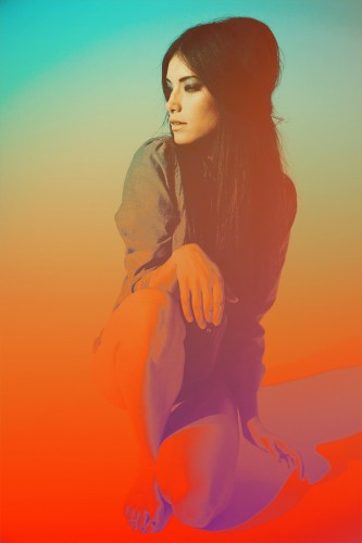 Color Saturated Beauty by Neil Krug
