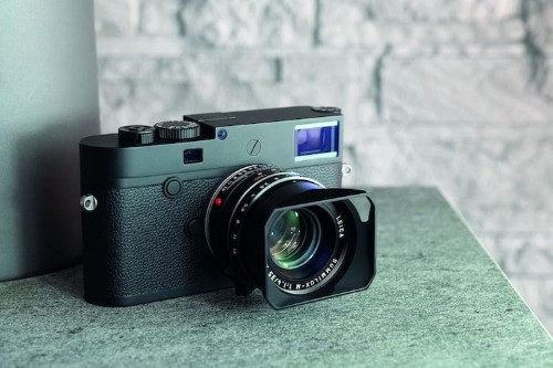 Leica M10 Monochrom Is Designed Specifically for Black and White Photography