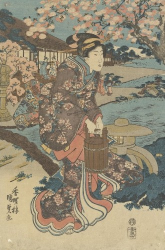 500 Japanese Woodblock Prints from Van Gogh's Collection Are Now Available to Download