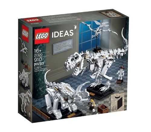 Epic Dinosaur Fossils LEGO Set Perfect for Natural History Enthusiasts