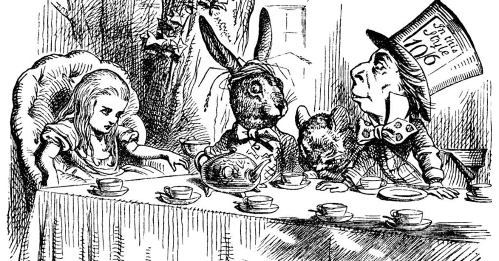 Get to Know Sir John Tenniel, the Prolific Illustrator Behind 'Alice's Adventures in Wonderland'