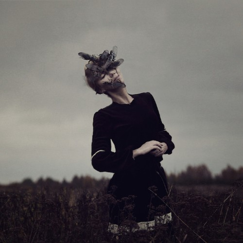 New in My Modern Shop: Surreal Portraits Inspired by Ballet by Kylli Sparre