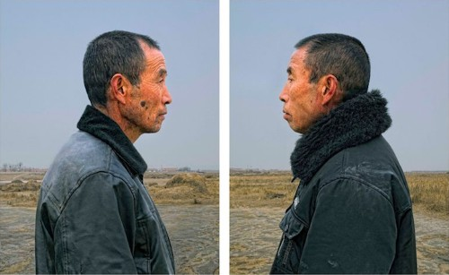 Portraits of Identical Twins at Age 50 Reveal Similarities and Differences Over Time