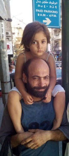 Strangers around the World Unite to Give a Syrian Refugee and His Children a New Life