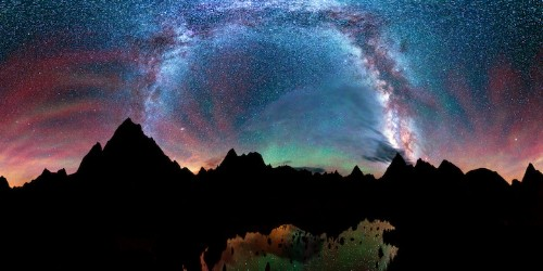 Magical Nighttime Long Exposures and Composites by Matt Payne