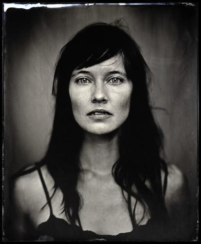 Photographer Takes Arresting Tintype Portraits of Random Visitors
