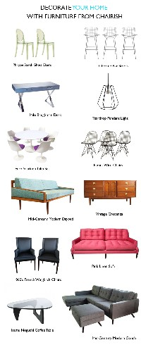 Win $250 to Decorate Your Home With Furniture on Chairish