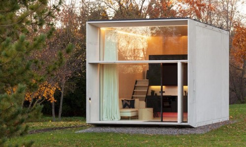 Modular Tiny Home Can Easily Be Disassembled to Move Off the Grid With You