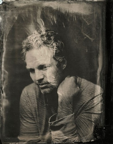 Dramatic Tintype Portraits of Contemporary Celebrities