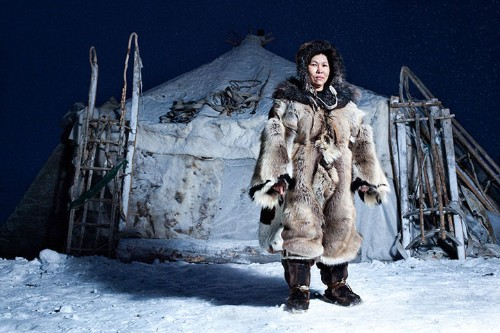 Beautifully Rare Portraits of People Living In Remote Siberia