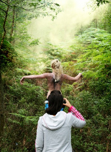 More Spectacular Wonderland Photos by Kirsty Mitchell