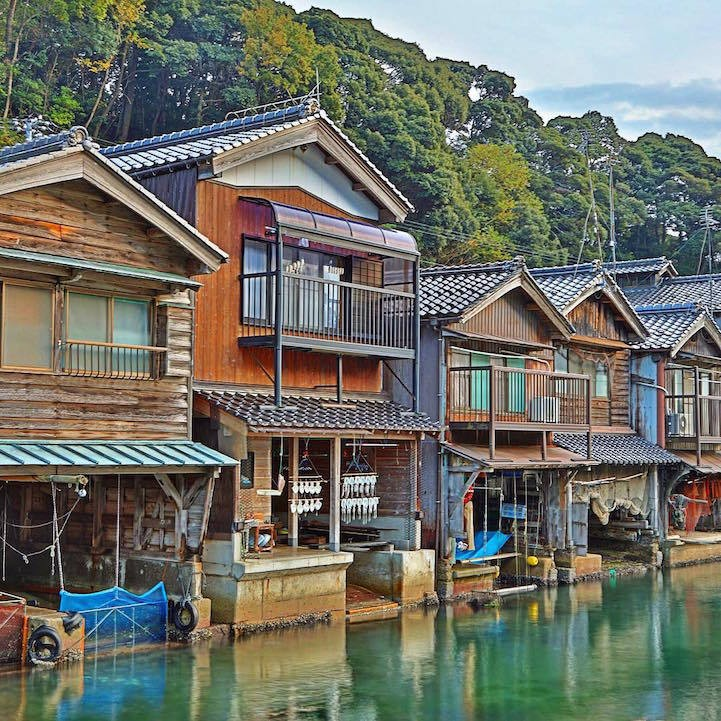 """Hidden Destination Known As """"The Venice of Japan"""" Is a Tourist-Free Dream Town"""