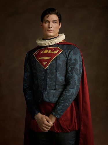Superheroes Reimagined as 16th Century Paintings