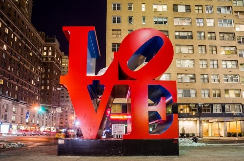 The Surprisingly Heart-Wrenching History of Robert Indiana's 'Love' Sculptures
