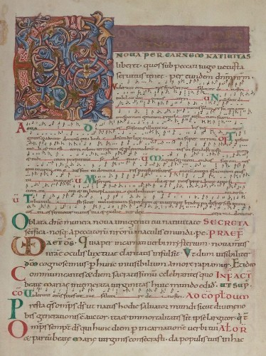 800 Medieval Illuminated Manuscripts from France & Britain Are Online